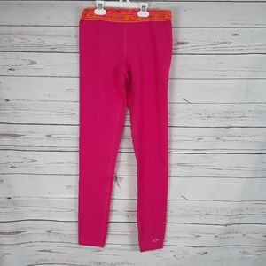 Bright pink Champion power core athletic pants Med